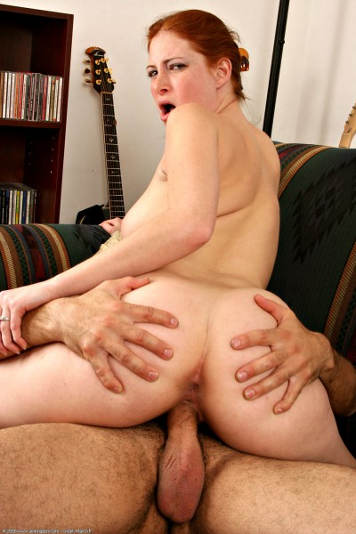 Ginger Blaze Riding Dick